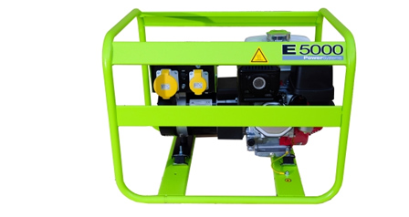Power solution especialistas en generadores electricos y for Pramac powermate pmd5000s